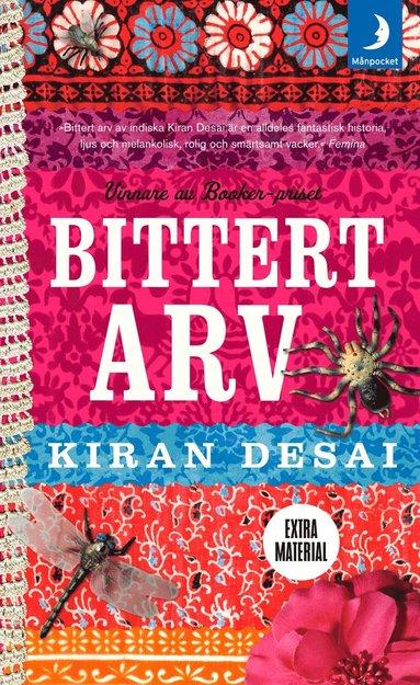 bokomslag Bittert arv