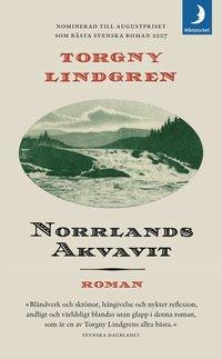bokomslag Norrlands akvavit