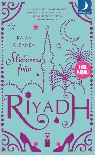 bokomslag Flickorna från Riyadh