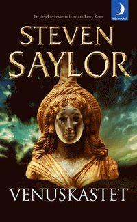 bokomslag Venuskastet : en detektivhistoria från antikens Rom