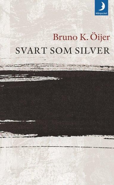 bokomslag Svart som silver
