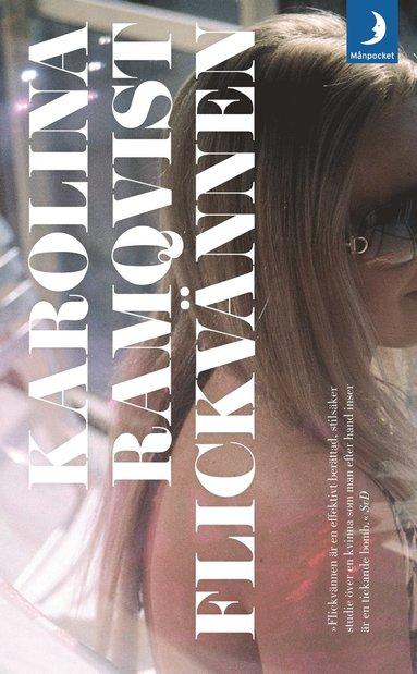 bokomslag Flickvännen