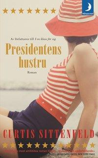 bokomslag Presidentens hustru