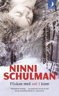 bokomslag Flickan med snö i håret