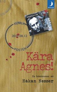 bokomslag Kära Agnes!