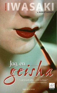 bokomslag Jag, en Geisha