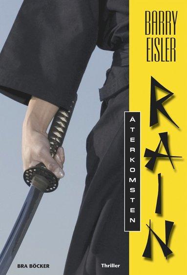 bokomslag Rain : återkomsten