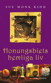 bokomslag Honungsbiets hemliga liv