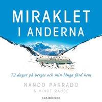 Miraklet i Anderna : mina sjuttiotvå dagar i bergen och den långa färden hem
