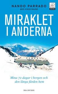 bokomslag Miraklet i Anderna