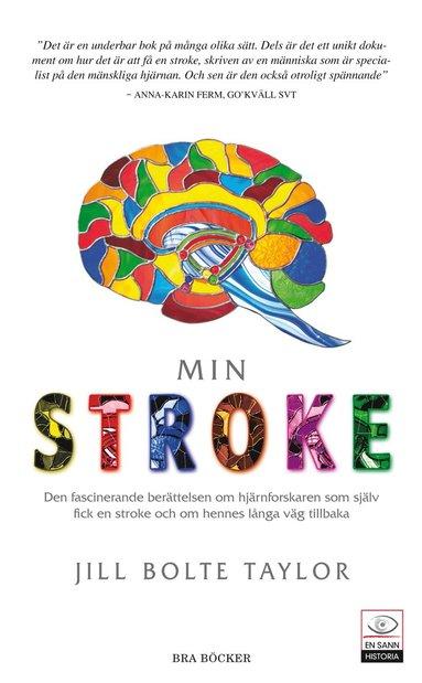 bokomslag Min stroke