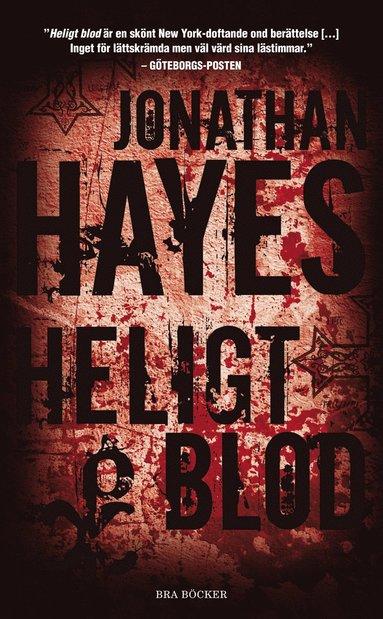bokomslag Heligt blod