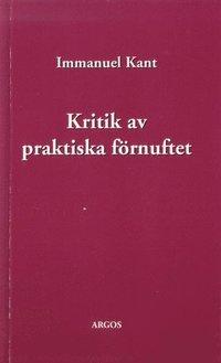 bokomslag Kritik av praktiska förnuftet