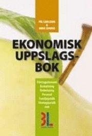 bokomslag Ekonomisk uppslagsbok