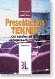 bokomslag Presentationsteknik