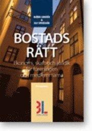 bokomslag Bostadsrätt : skatt, ekonomi och juridik för föreningen