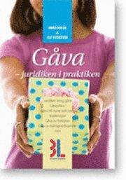 bokomslag Gåva : juridiken i praktiken