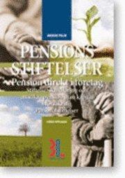bokomslag Pensionsstiftelser : pension direkt i företag