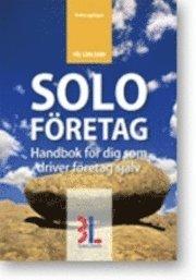 bokomslag Soloföretag : handbok för dig som dirver företag själv