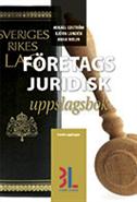 bokomslag Företagsjuridisk uppslagsbok