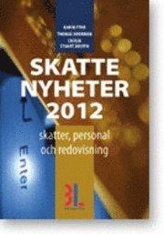 bokomslag Skattenyheter 2012