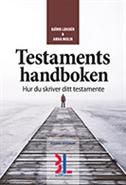 bokomslag Testamentshandboken : hur du skriver ditt testamente