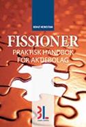 bokomslag Fissioner : redovisning & beskattning