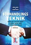 bokomslag Förhandlingsteknik