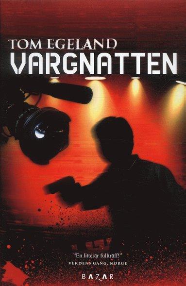 bokomslag Vargnatten
