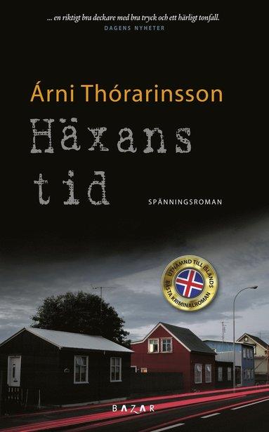 bokomslag Häxans tid