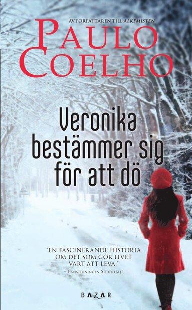 bokomslag Veronika bestämmer sig för att dö