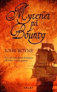 bokomslag Myteriet på Bounty