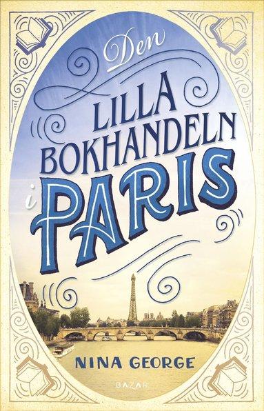 bokomslag Den lilla bokhandeln i Paris