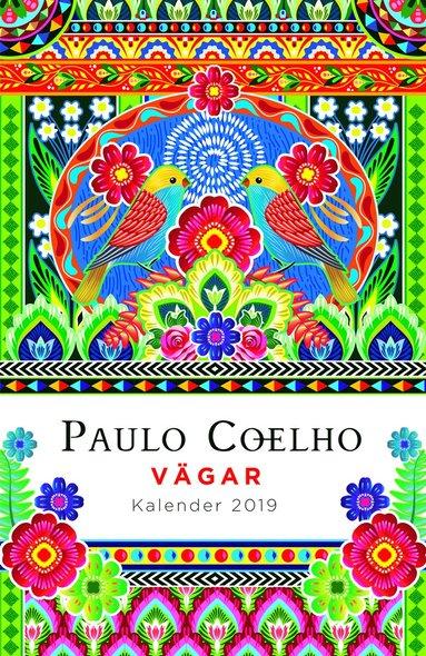 Kalender 2019 Vägar Paulo Coelho