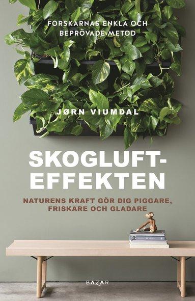 bokomslag Skogslufteffekten