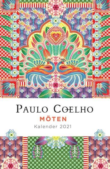 Kalender 2021 Möten - Paulo Coelho