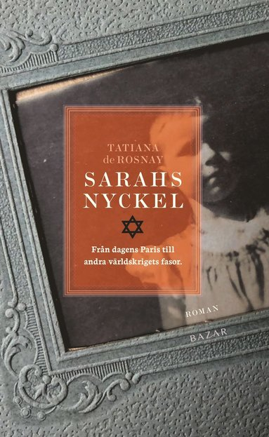 bokomslag Sarahs nyckel