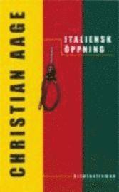 bokomslag Italiensk öppning