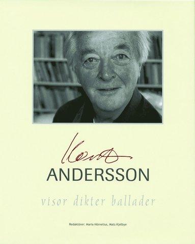 bokomslag Visor - dikter - ballader