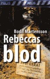 bokomslag Rebeccas blod