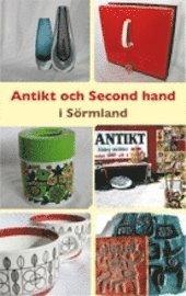 bokomslag Antikt och second hand i Sörmland