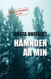 bokomslag Hämnden är min, säger... : polisroman