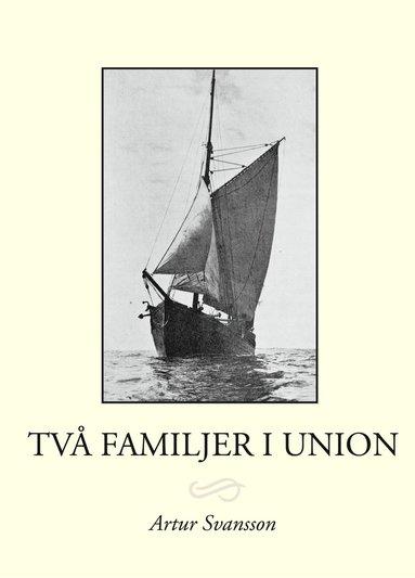 bokomslag Två familjer i union