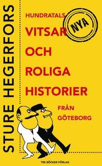 bokomslag Hundratals nya vitsar och roliga historier från Göteborg
