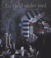 bokomslag Värld Under Jord : Färg Och Form I Tunnelbanan