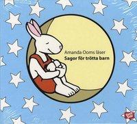 bokomslag Sagor för trötta barn