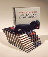 bokomslag Wallander samlingsbox