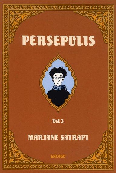 bokomslag Persepolis. D. 3