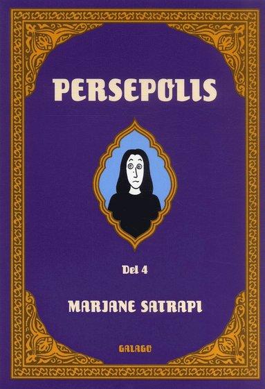 bokomslag Persepolis. D. 4