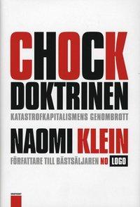 bokomslag Chockdoktrinen : katastrofkapitalismens genombrott